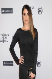 Nikki Reed in Boulee Dress at the