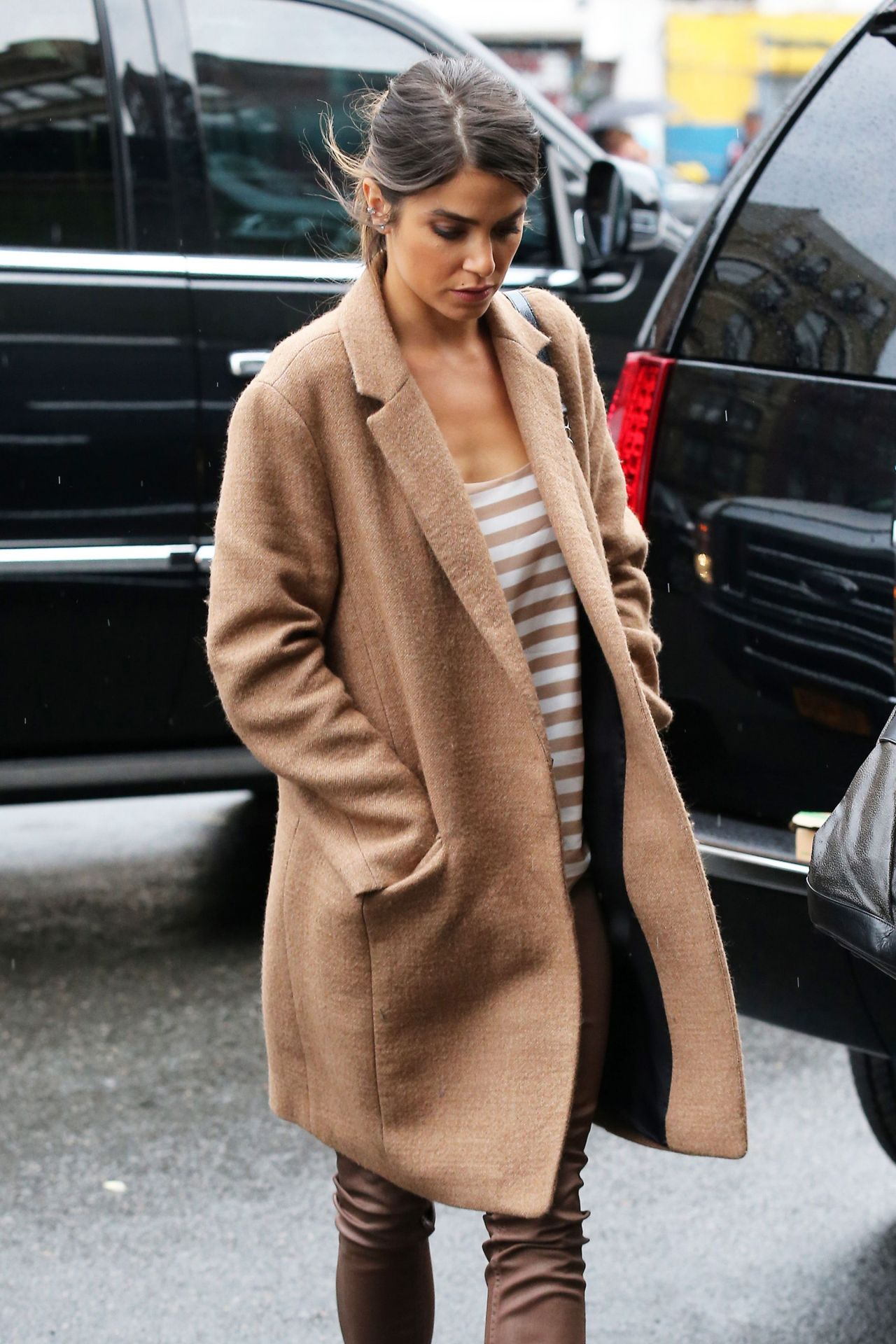 Nikki Reed in Soho in New York City - April 2014