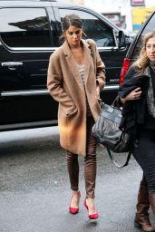 Nikki Reed in Soho in New York City - April 2014