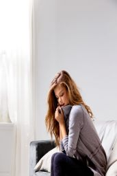 Nina Agdal - Aerie by Janelle Bendycki Photoshoot (2014)