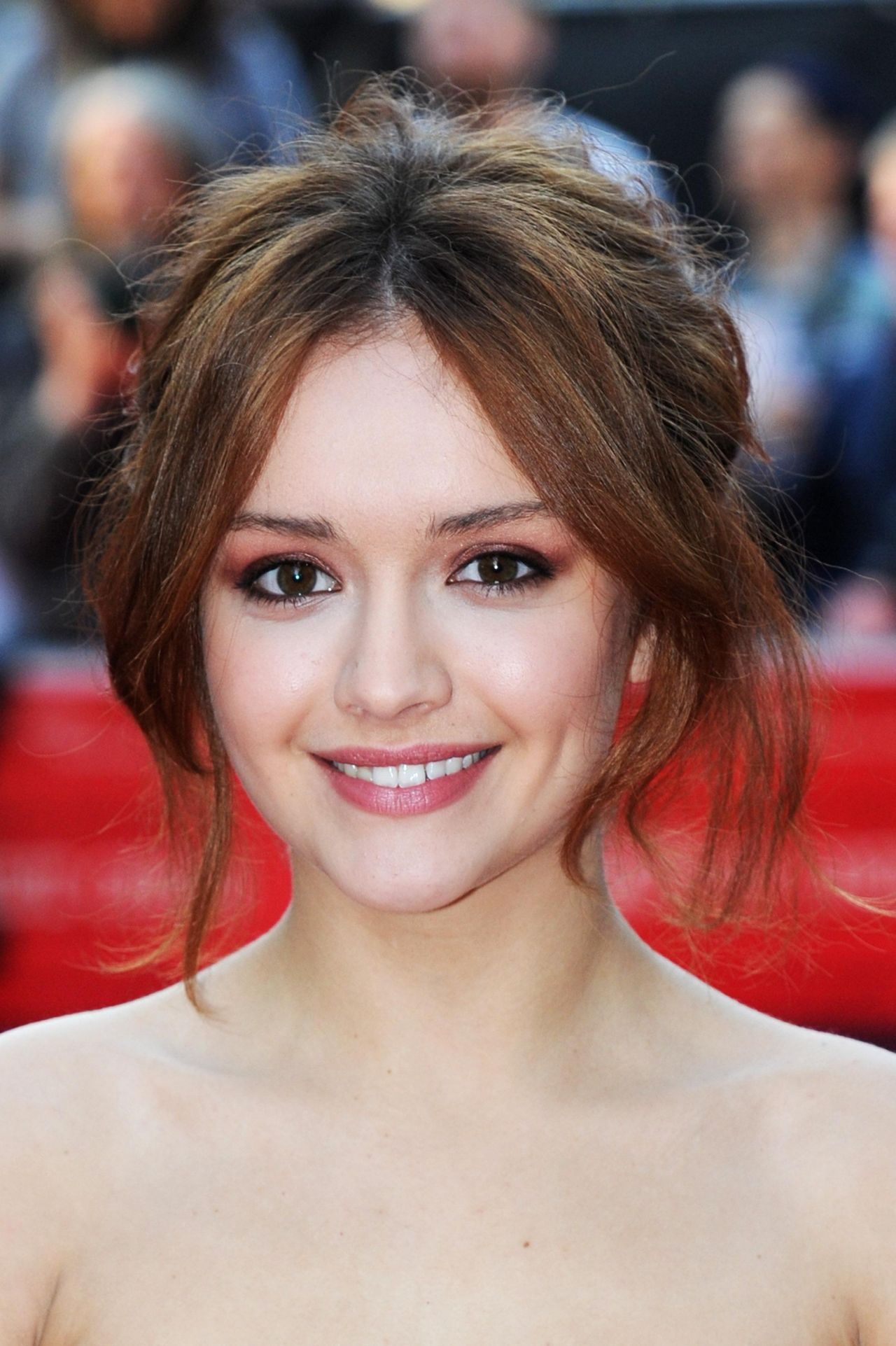 Olivia Cooke - 'The Quiet Ones' World Premiere at The Odeon West End in London