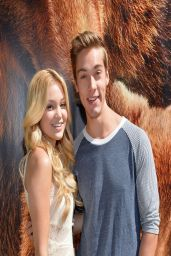 "Olivia Holt - Disneynature ""Bears"" Special Screening in Burbank - April 2014"