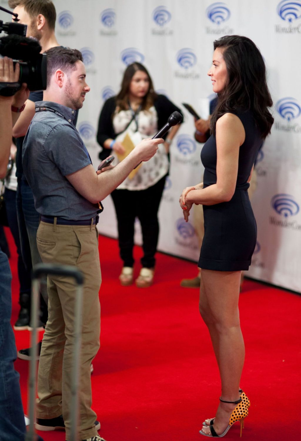 Girl, Thats Not Your Dress: Olivia Munn in Vionnet at the