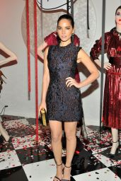 Olivia Munn – Lanvin and Living Beauty Host An Evening of Fashion – April 2014