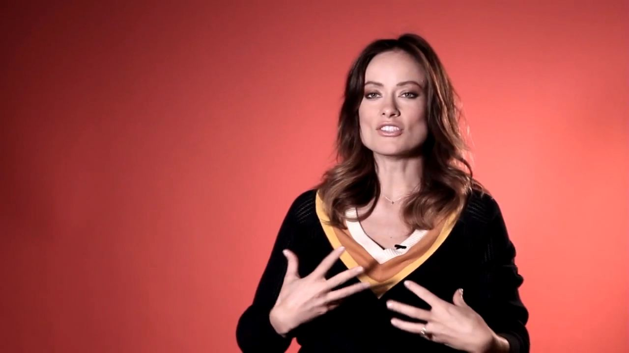 Olivia Wilde – Lucky Magazine 2014 (PART 2)