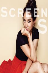 Oona Chaplin - Stylist Magazine (UK) April 2, 2014 Issue