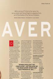 Oona Chaplin - Stylist Magazine (UK) April 2, 2014 Issue
