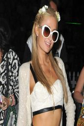 Paris Hilton - 2014 Coachella Music Festival - Day 2