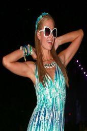 Paris Hilton - 2014 Coachella Music Festival – Day 3