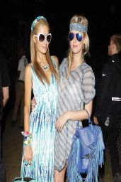 Paris Hilton - 2014 Coachella Music Festival – Day 3