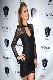 Paris Hilton at 1 OAK nightclub in West Hollywood - April 2014