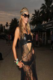 Paris Hilton at Coachella Valley Music & Arts Festival - Weekend 2 (2014)