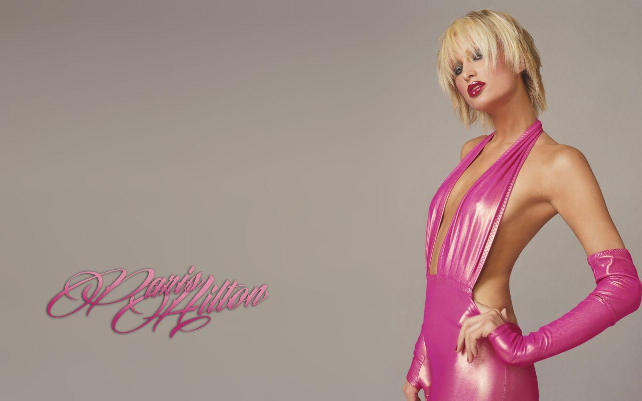 Paris Hilton Hot Wallpapers 8