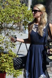Paris Hilton Street Style Out in Los Angeles April 2014