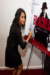 Parminder Nagra - An Evening With 'The Blacklist' in New York City