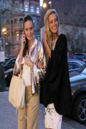 Petra Nemcova - Prague Fashion Night 2014 - March 2014