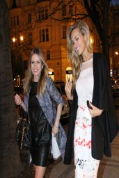 Petra Nemcova - Prague Fashion Night 2014 - March 2014