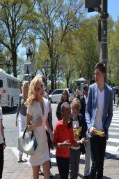 Peyton Roi List in Washington DC - White House Easter Egg Roll