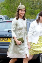 Pippa Middleton at a Friend