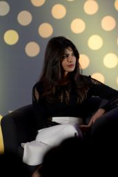 Priyanka Chopra at IIFA Master Class - April 2014