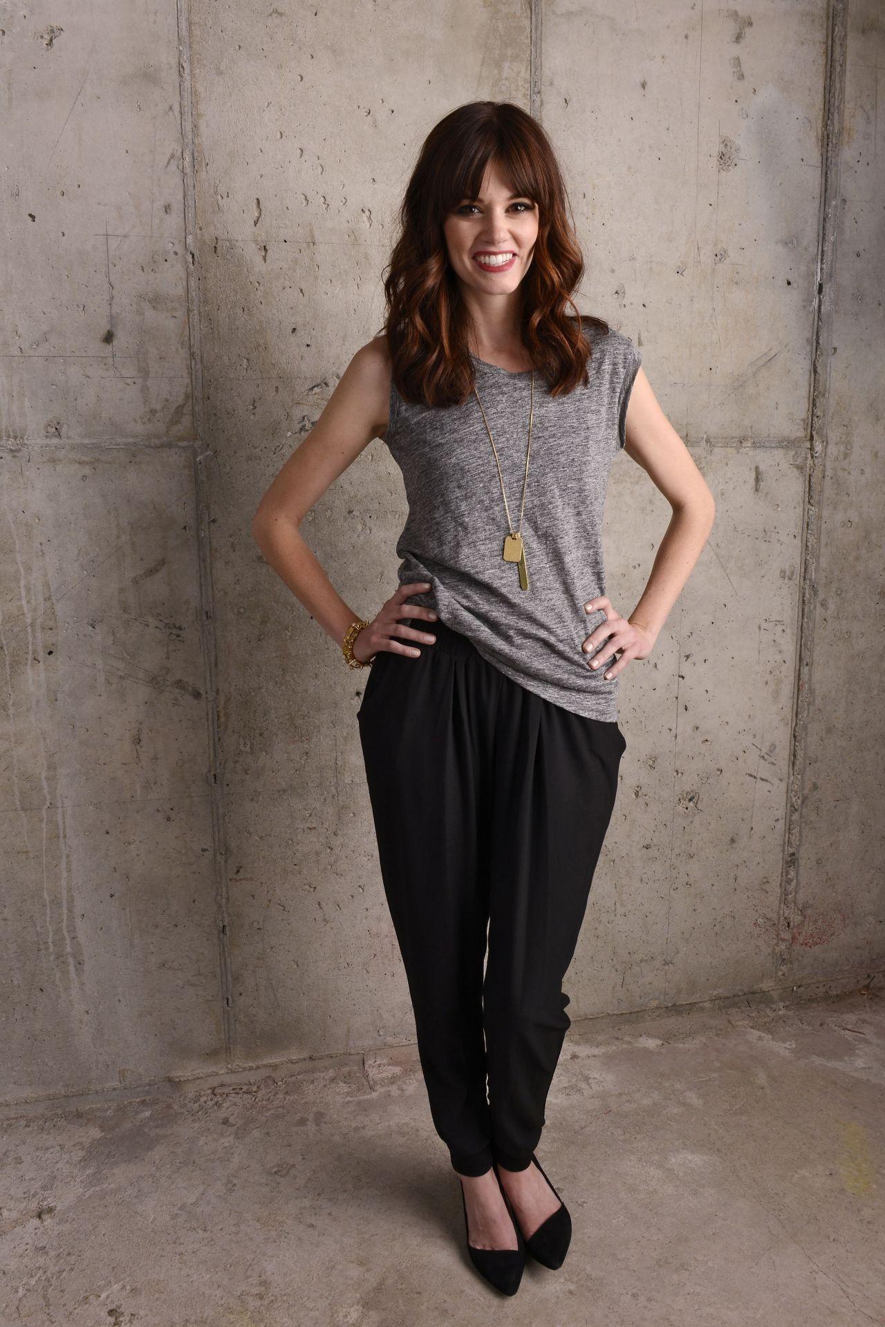 Rachel Melvin Zombeavers 2014 Tribeca Film Festival