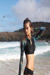 Rachel Thomas - Surf Magazine