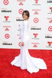 Rashel Diaz on Red Carpet - 2014 Billboard Latin Music Awards