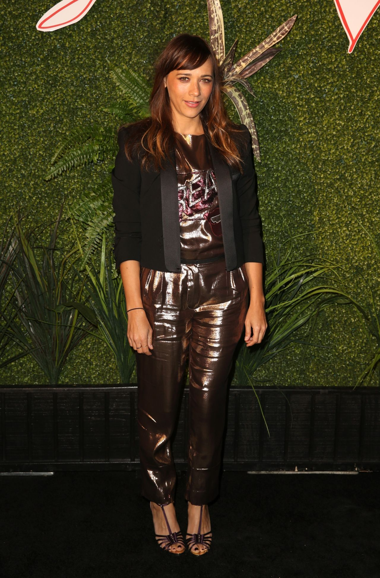 Rashida Jones - Lanvin and Living Beauty Host An Evening of Fashion - April 2014