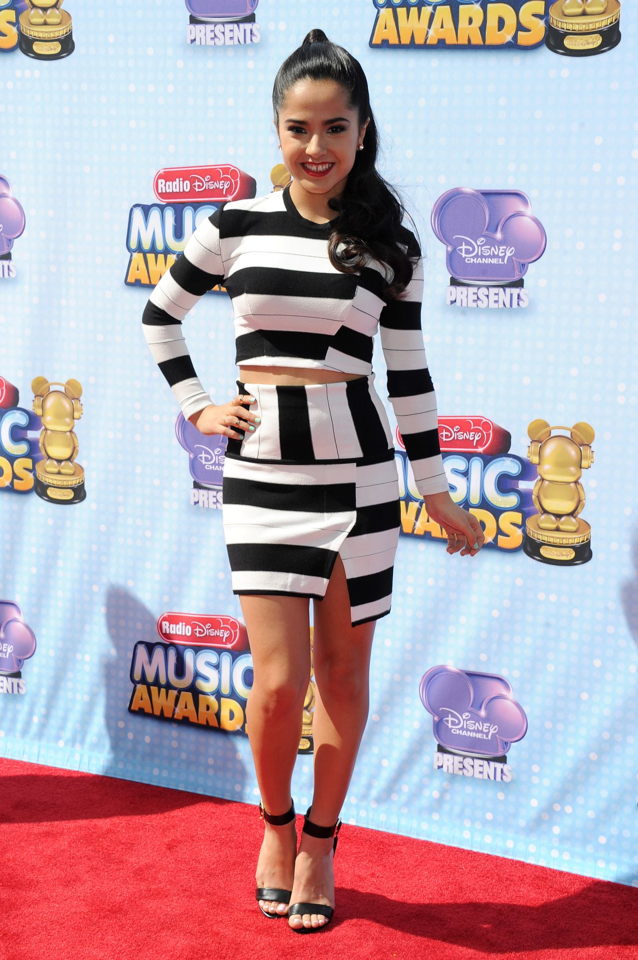 Rebbeca Marie Gomez (Becky G) – 2014 Radio Disney Music Awards in Los Angeles