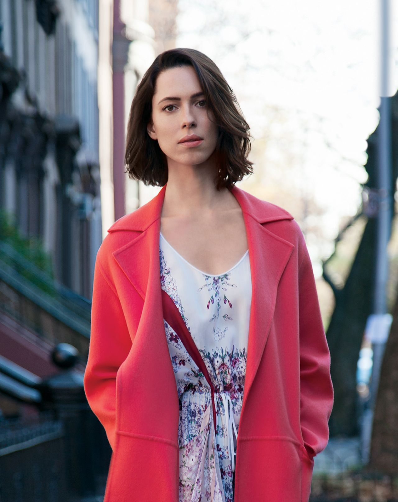 Rebecca Hall - Photoshoot for NUVO Magazine Spring 2014 (Jeffery Graetsch)