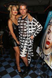 Rita Ora at Paper Magazine