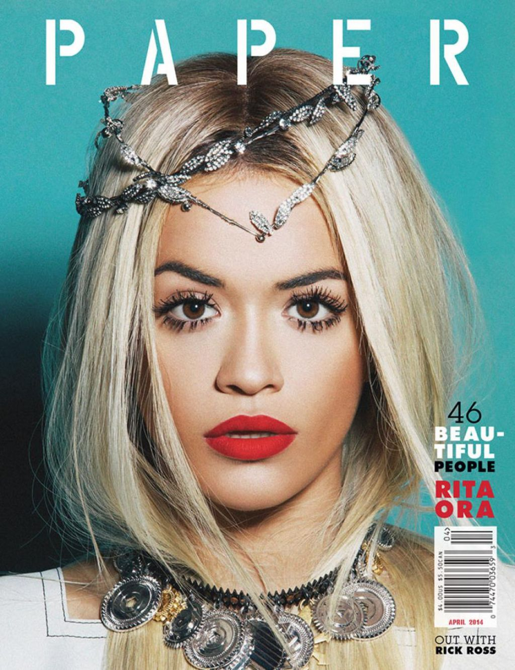 Paper Magazine April 2014 Issue