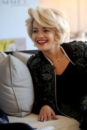 Rita Ora - Rimmel London Press Preview - April 2014