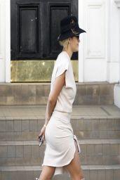 Rita Ora Street Style - Out in London - April 2014