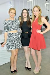 Rose McIver - BCBGMAXAZRIA 25th Anniversary Celebration in Vernon - April 2014