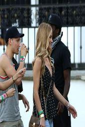 Rosie Huntington-Whiteley - 2014 Coachella Valley Music & Arts Festival