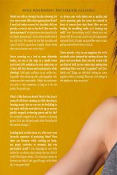 Rosie Robinson – Elite Magazine Issue 52, April 2014