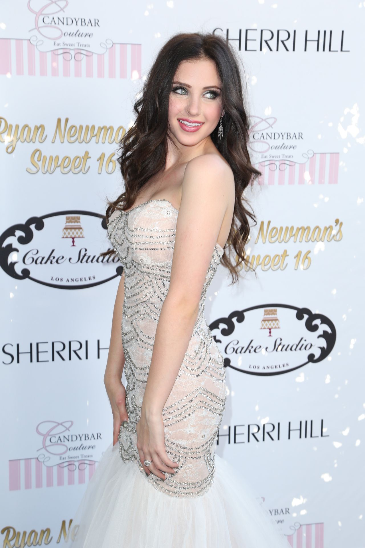 Ryan Newman - Celebrates Her 16th birthday at Emerson Theater in Hollywood