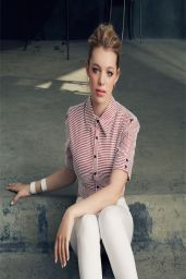 Sadie Calvano - Bello Magazine April 2014 Issue