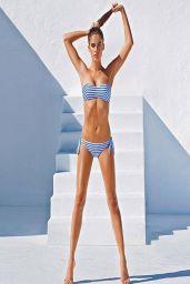 Sara Sampaio in a Bikini - Calzedonia Linea Mare 2014