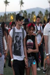 Sarah Hyland - 2014 Coachella Valley Music & Arts Festival