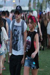 Sarah Hyland - 2014 Coachella Valley Music & Arts Festival