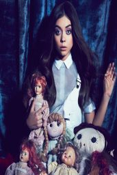 Sarah Hyland - Flaunt Magazine May 2014 Issue