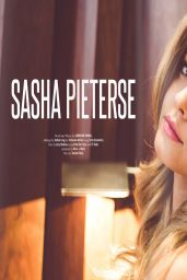 Sasha Pieterse - NKD Magazine April 2014 Issue