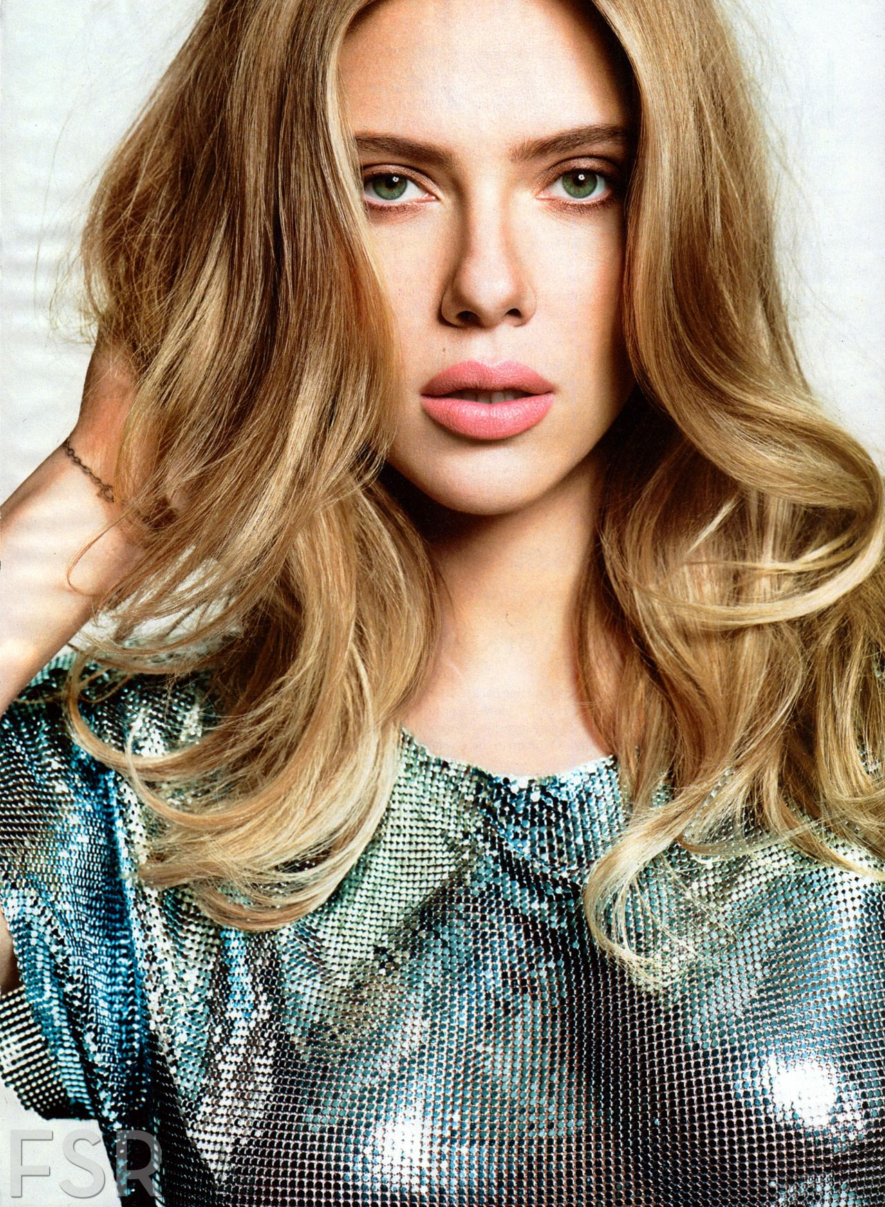 Scarlett Johansson - Glamour Magazine May 2014 Issue