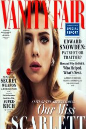 Scarlett Johansson – Vanity Fair Magazine May 2014 Issue (HQ)