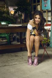 Selena Gomez - Adidas NEO Summer Collection May/June 2014