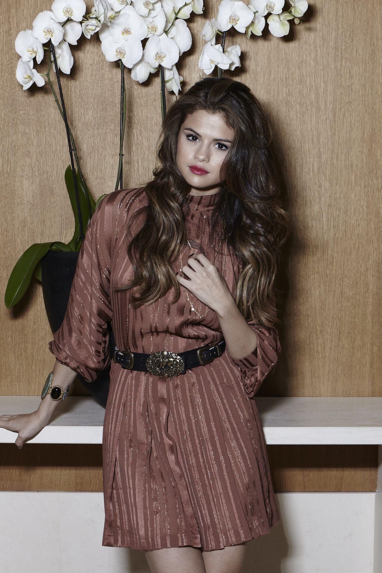 Selena Gomez Photoshoot April 2014