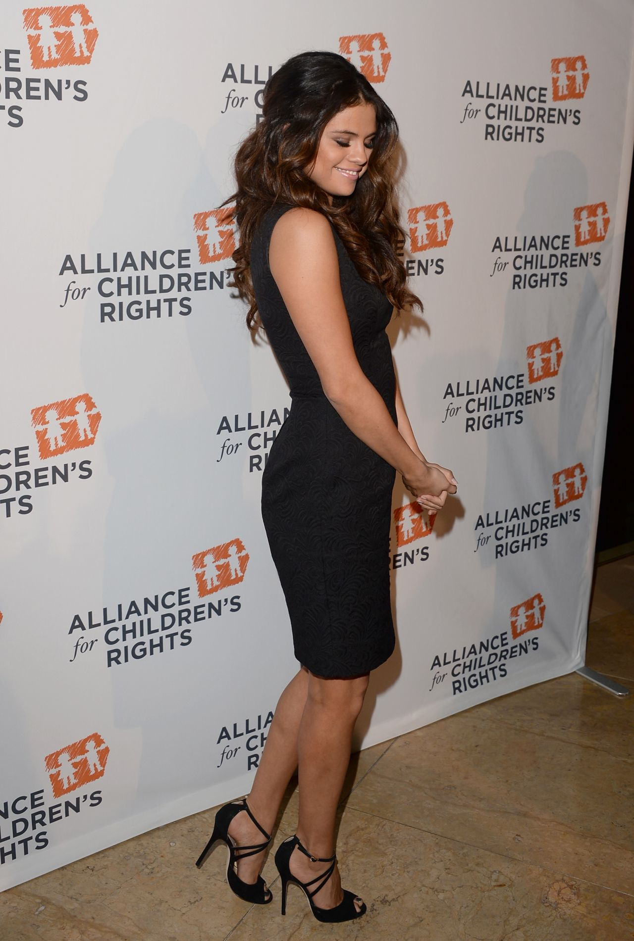 Selena Gomez - The Alliance For Children