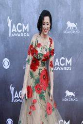 Shawna Thompson - 2014 Academy Of Country Music Awards in Las Vegas